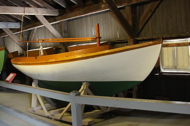 Small sailboat flickr photo sharing for 68 garden design gaff rigged schooner