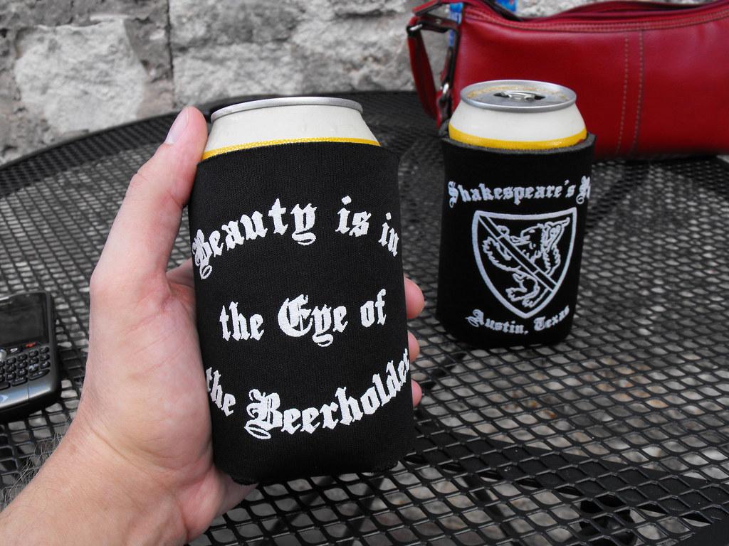 """Beauty is in the Eye of the Beerholder"""