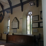 Interior Old St Andrew, Melton, Suffolk