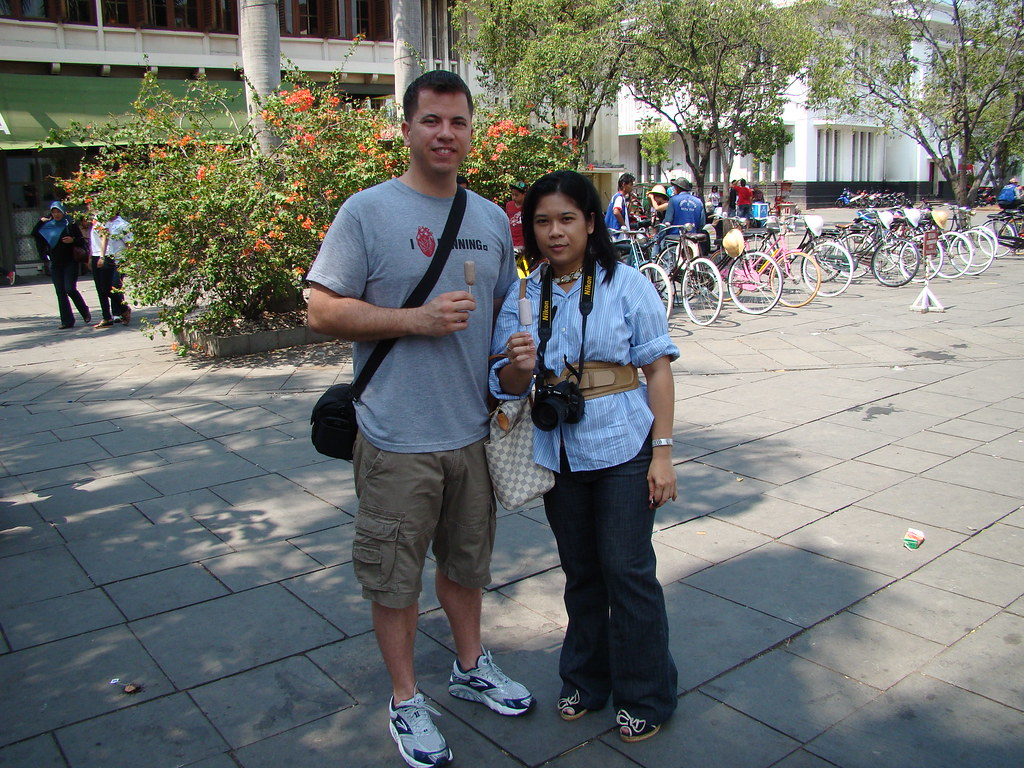Brian and Fitria