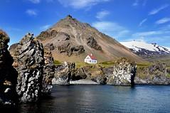 Arnarstapi Iceland - Snæfellsnes