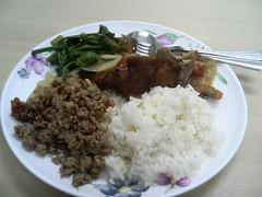 昨天的雲南自助餐