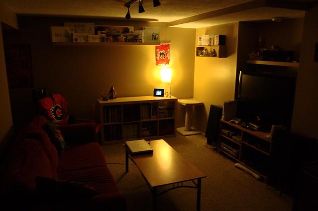 Nintendo Room 3 Ambient Light Flickr Photo Sharing