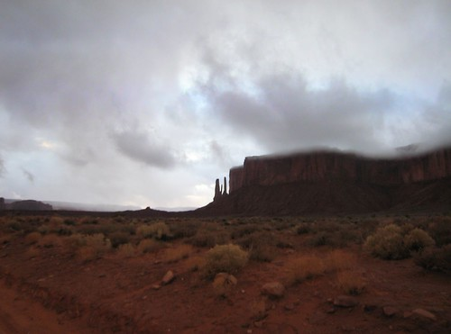 REZ, Monument Valley, Clouds, Arizona, Sout… IMG_1341