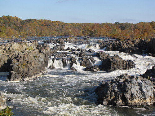 virginia nps nationalparkservice potomacriver greatfallspark