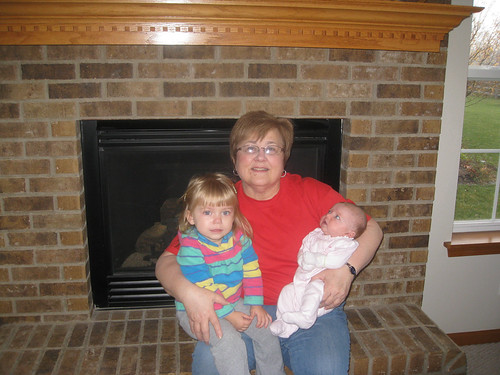 Grandma, Vivianne and Lilah