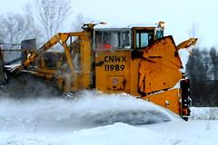 vehicle, transport, snow, snow removal, snowplow, snow blower, construction equipment,