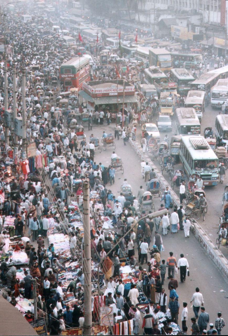 Over population in pakistan