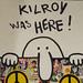 Kilroy Was Here! - Polaroid, Pisa