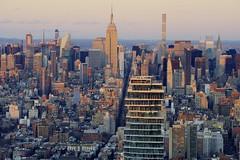 Emerging Midtown Skyline