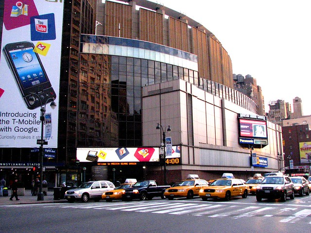 Madison Square Garden And Penn Station Flickr Photo