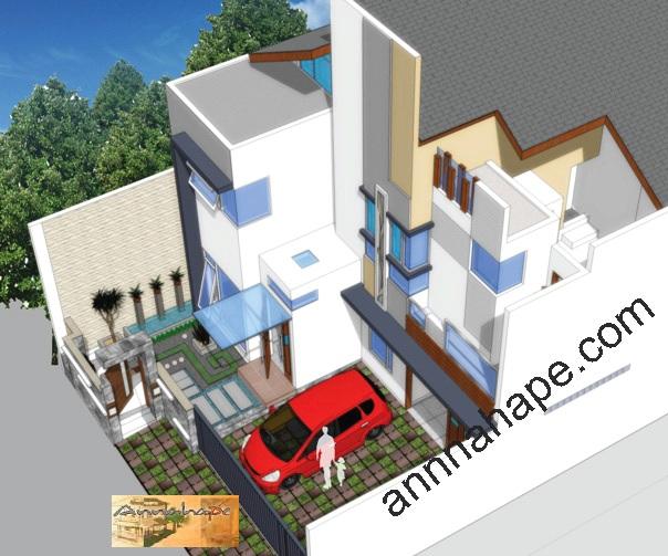 Image Result For Contoh Sketsa Rumah