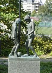 Skytteholm sculpture