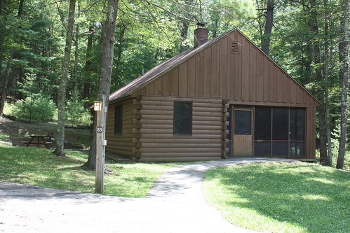 february 2014 park of the month cabins at douthat state park