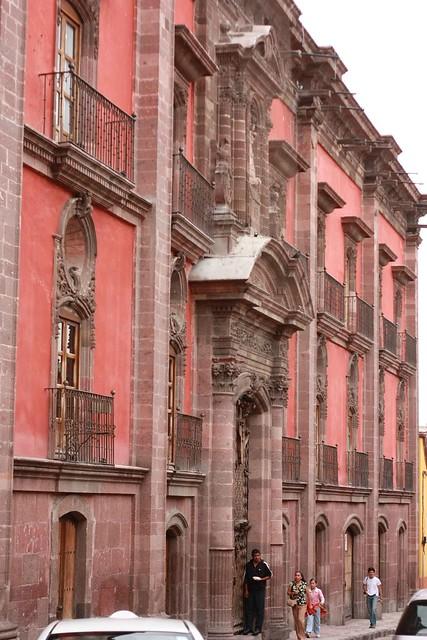 San miguel de allende una de las casas mas bonitas de - Las casas mas bonitas ...