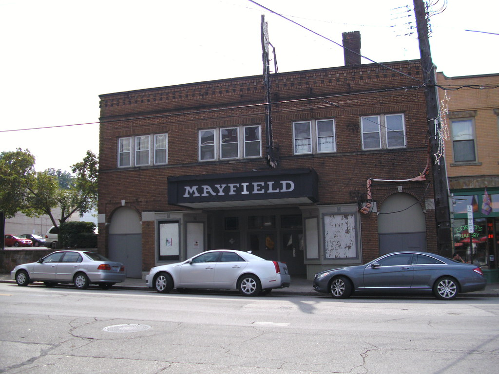 Mayfield Theatre, Cleveland, OH