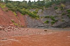 valley(0.0), soil(1.0), landslide(1.0), geology(1.0), plateau(1.0), terrain(1.0), wadi(1.0), mud(1.0),
