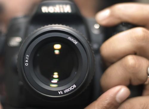 Nikon 50mm f/1.4 AF-D Lens