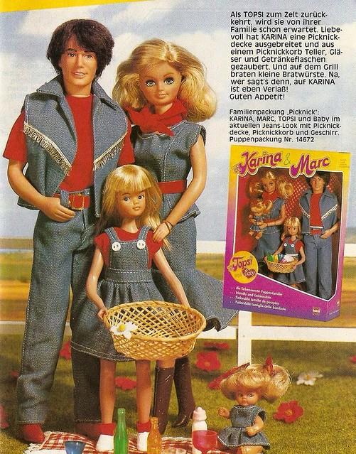 Karina Family (by Busch, 1988) by Polly Plasty I.