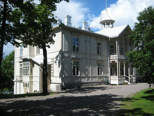 Villa Kivi, Töölönlahti