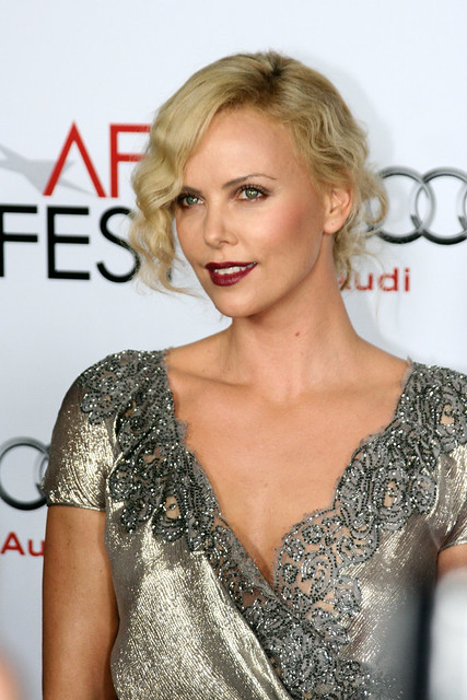 Charlize Theron - AFI Fest 2009