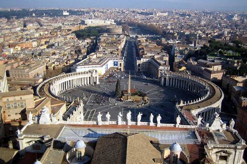 places to visit in vatican city italy