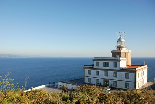 Finisterre Lighthouse Spain
