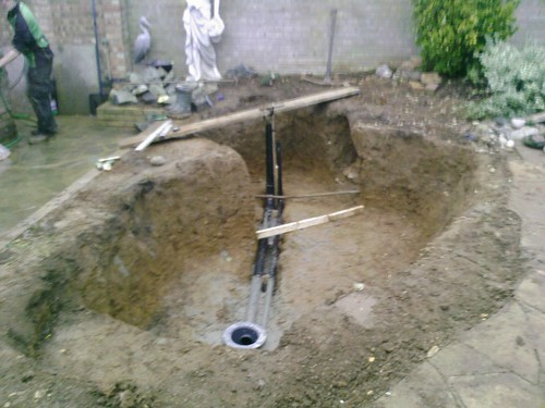 Latest Pond Build Pond Design And Construction Forum