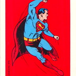 Superman Card Game by Whitman (1978) - Superman