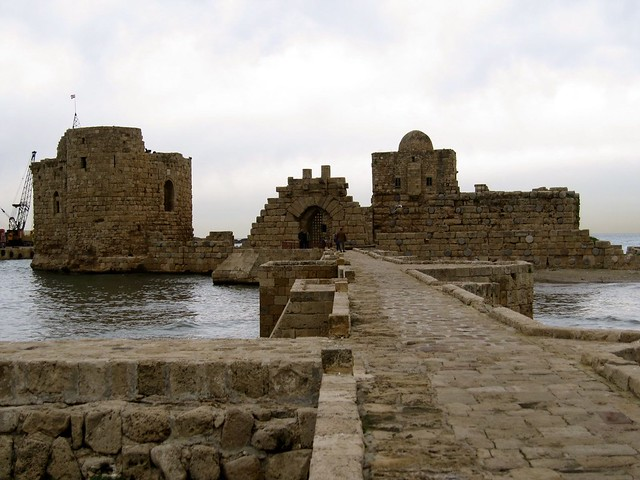 Crusader Castle  Flickr - Photo Sharing!