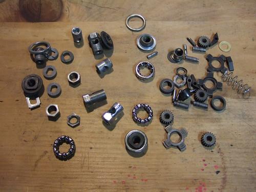 Sturmey Archer parts
