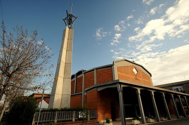 Pescara - Chiesa di San Gabriele dell'addolorata