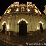 Santo Domingo Church - Cuenca, Ecuador