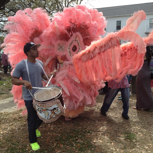 mardi gras indians new orleans big chief