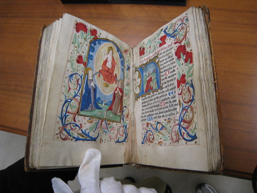 Dutch Book of Hours (Illumination)