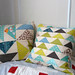 Patchwork Pillows