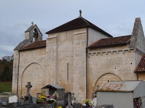 Eglise de Lempzours