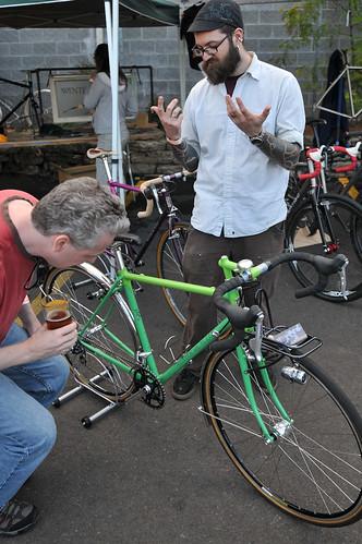 Biketobeerfest at Hopworks -51