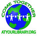 """""""Come Together @ Your Library"""" by Linda Bragg by ILoveLibraries"""
