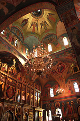Russian Orthodox Cathedral Interior 2