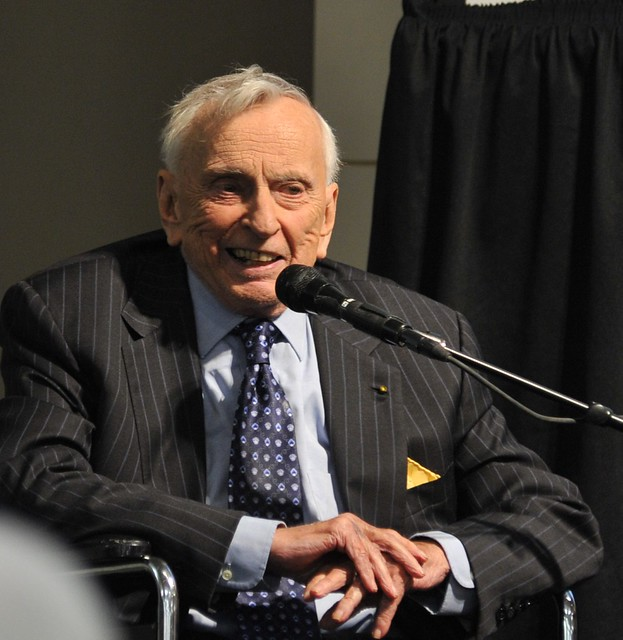Conversations with Gore Vidal  -  Barnes & Noble, Union Square  NYC   -  10/21/09