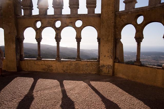 Palacio da Pena. Sintra. Portugal