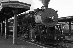 Cumberland Arrival