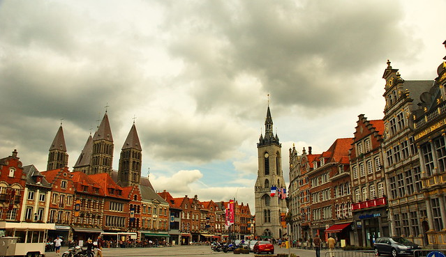 Tournai Square