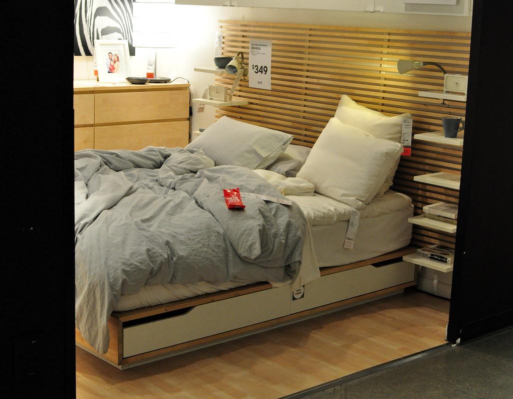 Showroom Bedroom Ikea