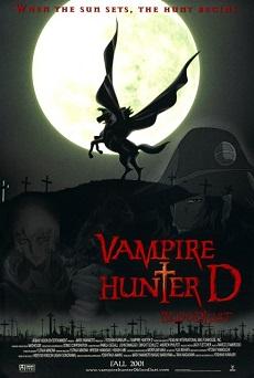 Vampire Hunter D: Bloodlust - Thợ Săn Ma Cà Rồng: Khát Máu | Vampire Hunter D (2000)