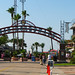 Kemah Boardwalk Entrance