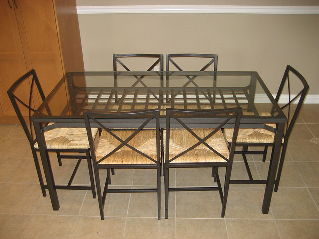 Ikea Granas Table & 6 Chairs - $250 | Flickr - Photo Sharing!