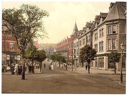 [Station Road, Colwyn Bay, Wales] (LOC)