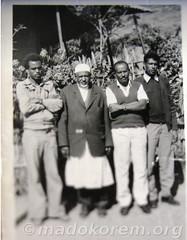 Abazuhair - Faces from Prison ( Korem Police station1968 ETC)